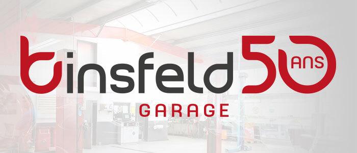 Le garage Binsfeld fête ses 50 ans