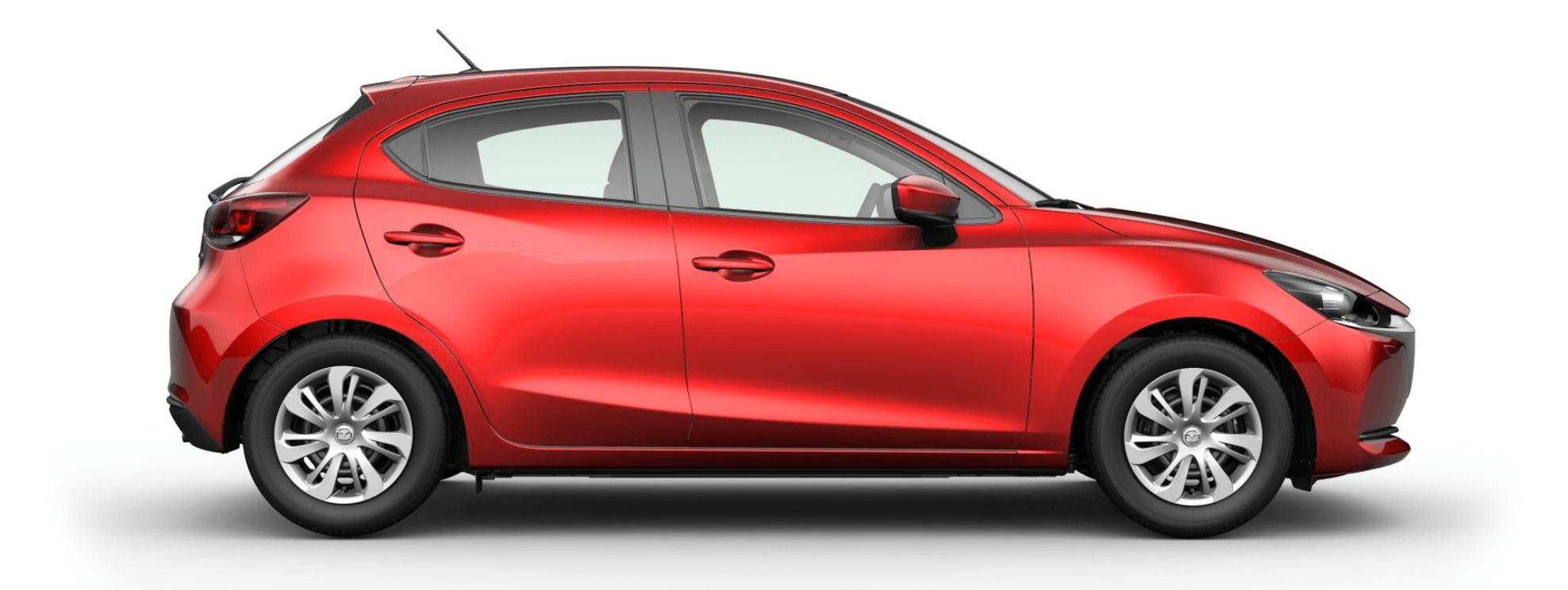 Mazda2 1,5 Skyactiv-G M-Hybrid