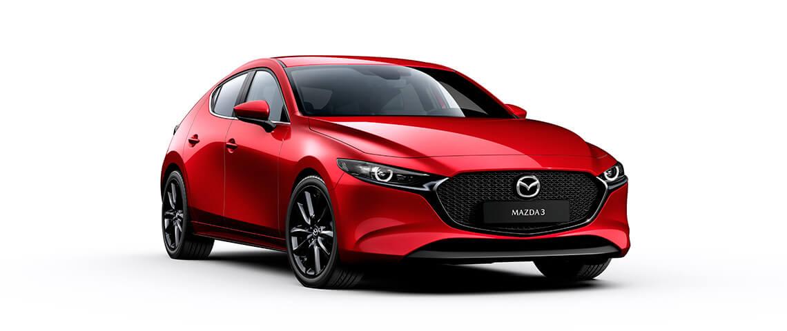 Mazda 3 SKYACTIV-G 122 SKYMOVE