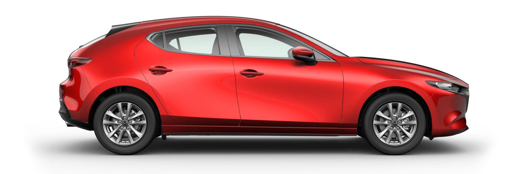 Mazda3 HATCHBACK 2,0 SKYACTIV-G 122 SKYMOVE