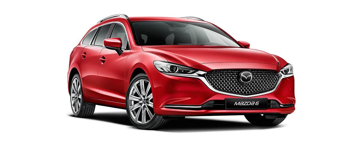 Mazda 6 SKYACTIV-G 145 SKYDRIVE