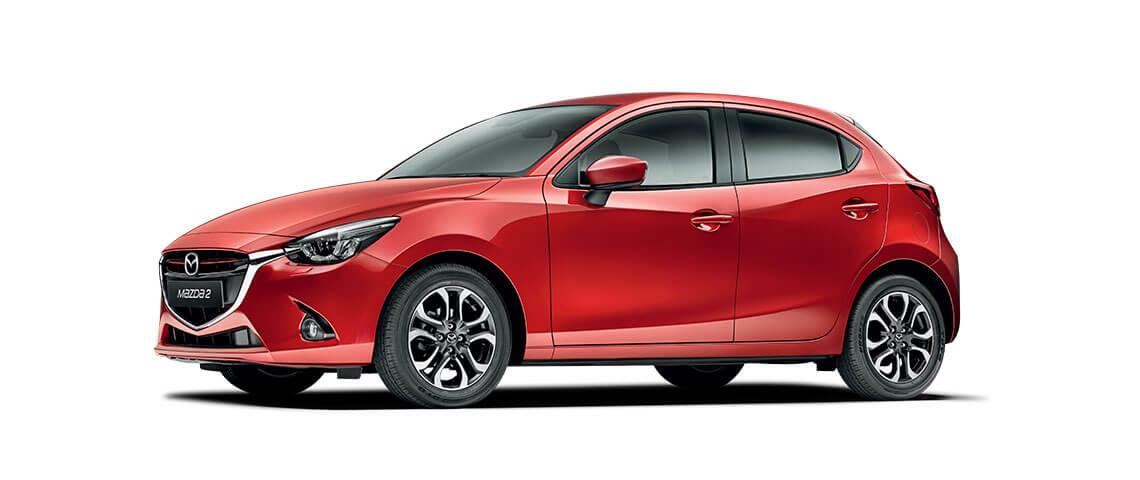 Mazda 2 Skyactiv-G 90 ch BVM 5 GINZA