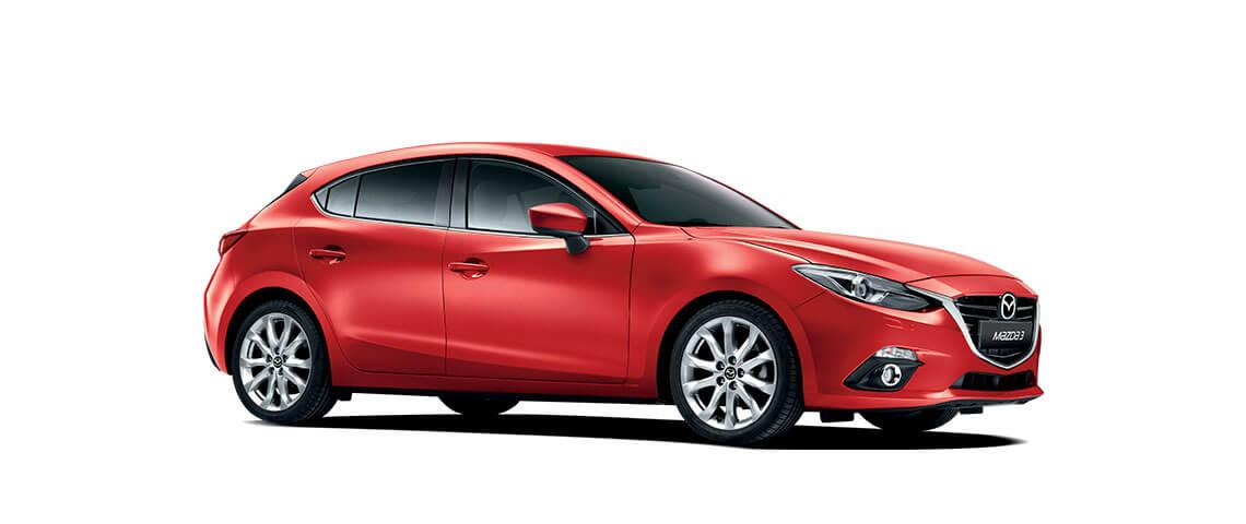 Mazda 3 Hatchback Skyactiv-G 100 ch BVM6 Plug Edition