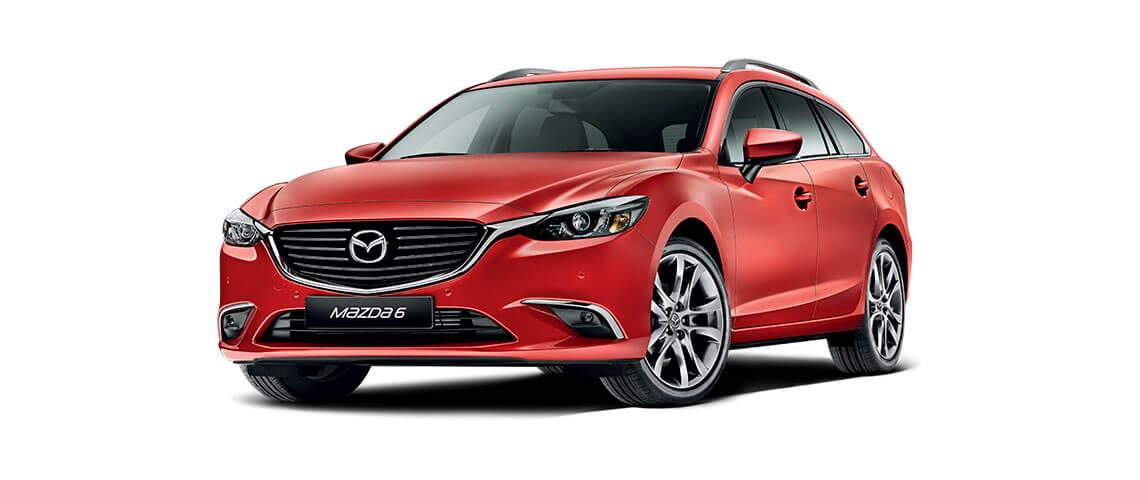 Mazda 6 Wagon Skyactiv-G 145 ch BVM6 Premium Edition