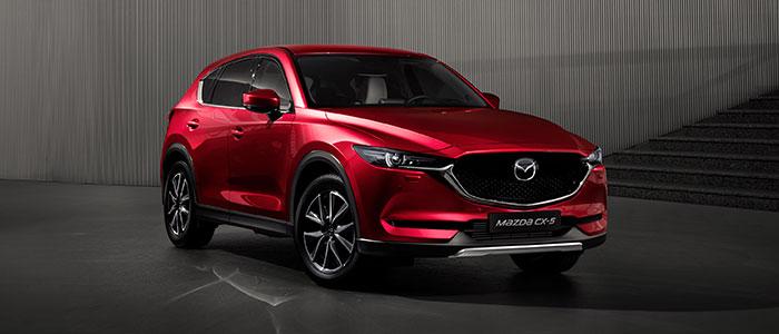 Mazda CX-5, puissance séductrice