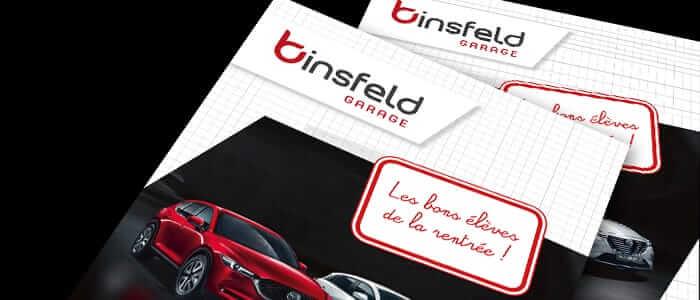 La rentrée Mazda chez Binsfeld