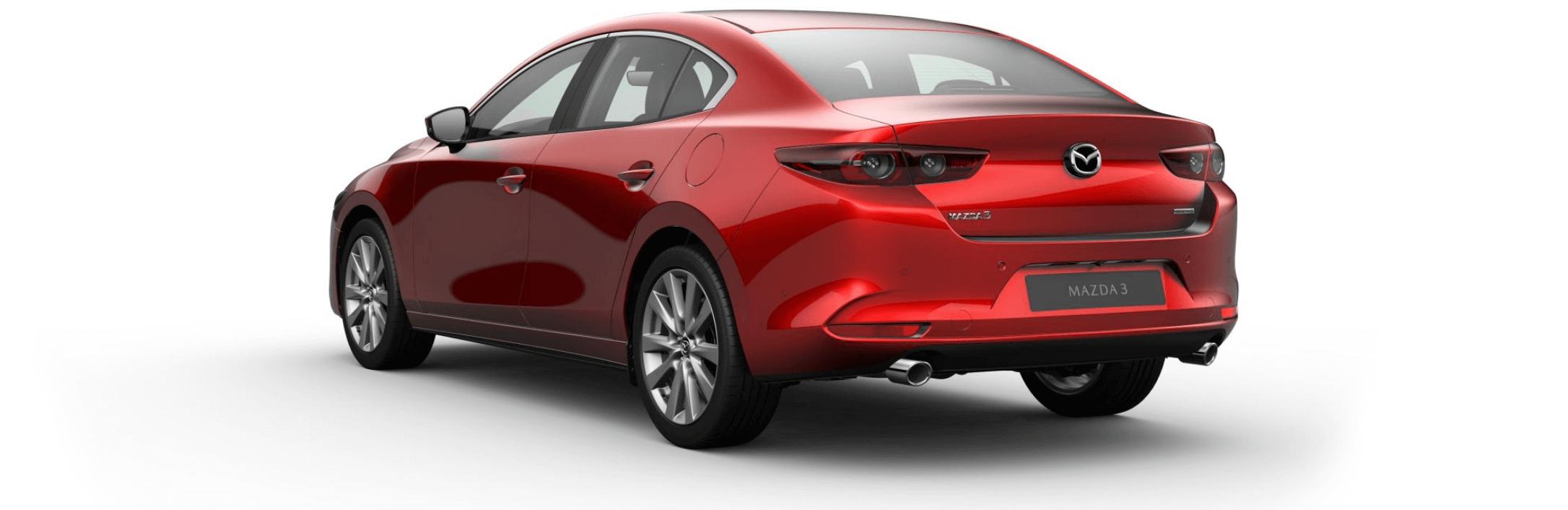 Mazda3 SEDAN 2.0 Skyactiv-G 122 Skydrive