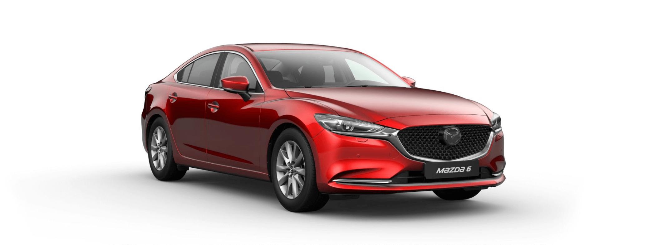 Mazda6 SEDAN 2,0 Skyactiv-G 145 Skydrive