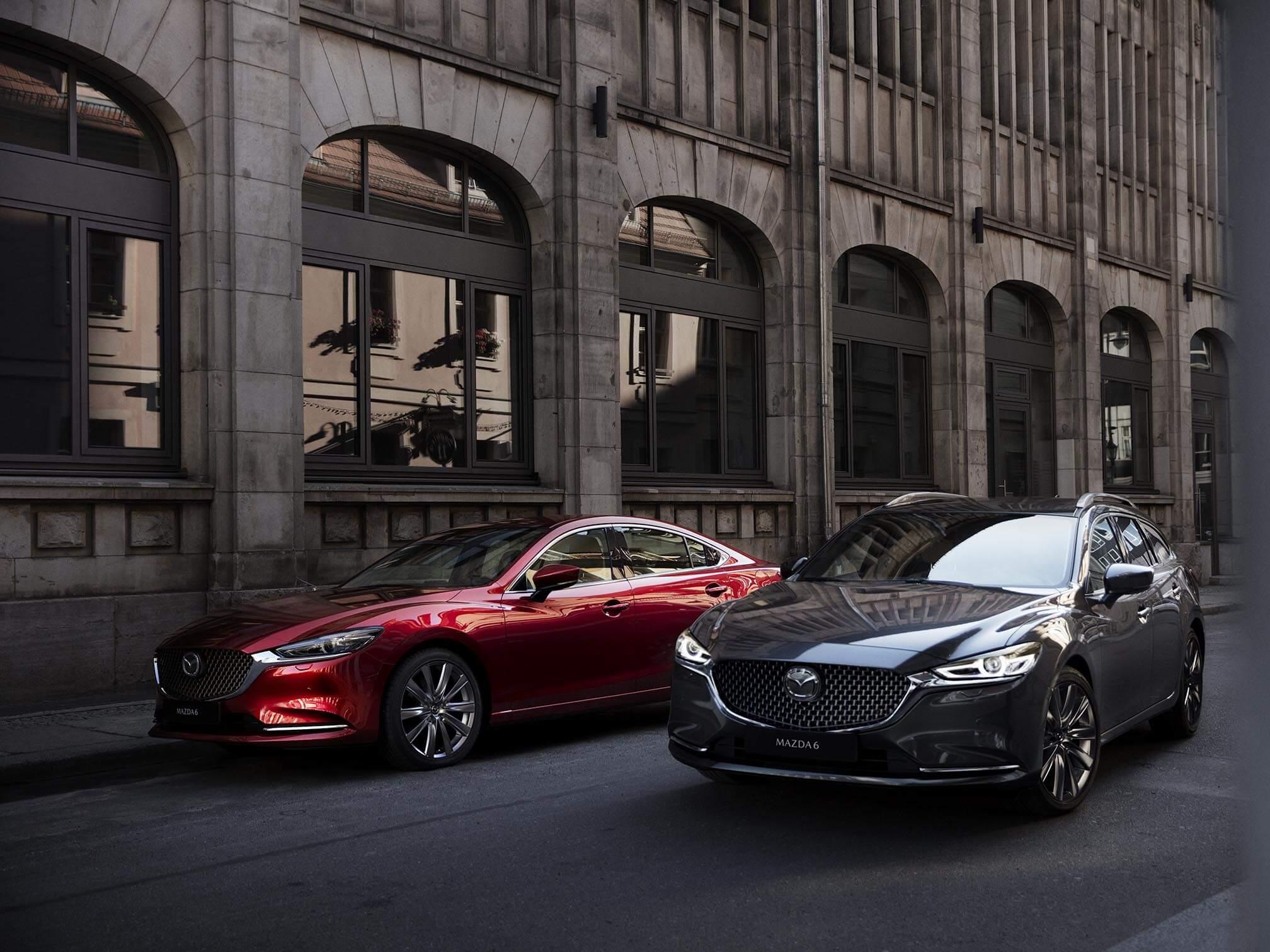 Offre unique Mazda6